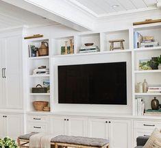 Living Room Shelves, Shelf Ideas, Room Ideas, Furniture, Home Decor, Decoration Home, Room Decor, Living Room Shelving, Home Furnishings