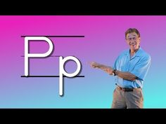 Learn The Letter P | Let's Learn About The Alphabet | Phonics Song for Kids…