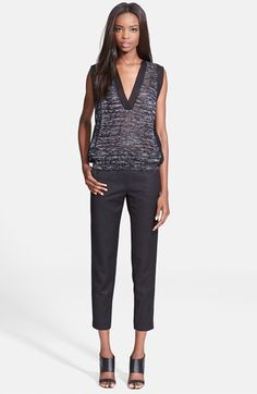 Elizabeth and James Top & Ankle Pants  available at #Nordstrom
