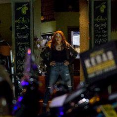 marvel filming — scarletwitchsource: Elizabeth Olsen as Wanda...