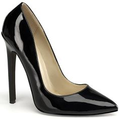 Dance-Off in 5-Inch Stiletto Heels