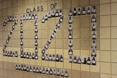 Students hold up board of their career choice. Then we arranged the photos in the year of their graduation. Display for year-end performances. Habit Begin with the end in mind. 5th Grade Graduation, Graduation Year, Kindergarten Graduation, Graduation Shirts, Graduation Celebration, Career Counseling, School Counselor, Student Leadership, Upper Elementary