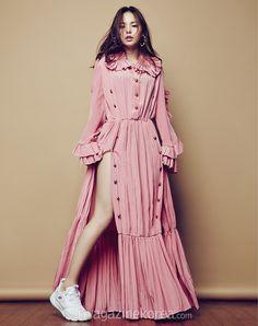 2015.09, Harper's Bazaar, Min Hyo Rin