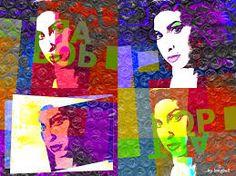 Resultado de imagem para pop art amy winehouse
