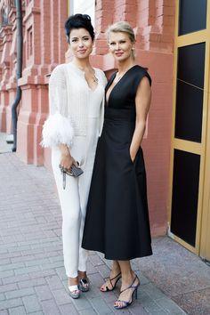 Анна Ивченко и Виктория Борисевич