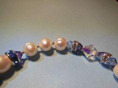 15 €  collar pulsera perlas swarovski joyeria necklace bracelet pearls crystal jewelry  http://iaguirreb.wix.com/deperlas#!blank-2/c1ger