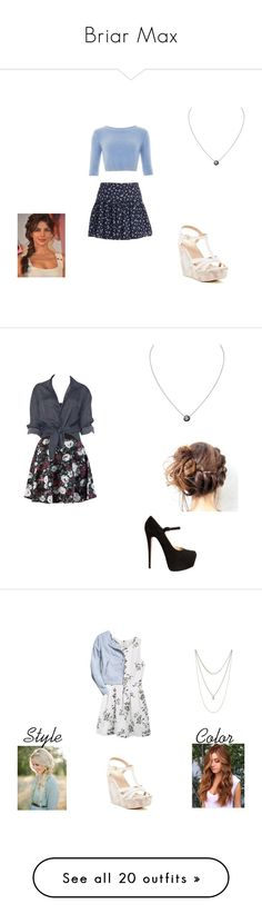 """Briar Max"" by mercy-xix ❤ liked on Polyvore featuring Collectif, L'Agence, Top Guy, Cartier, H&M, Ksubi, Christian Louboutin, Coach, Lucky Brand and Chelsea Crew"