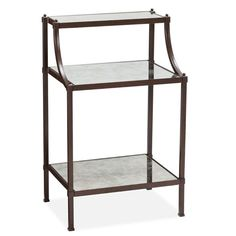 Copy Cat Chic: Pottery Barn Etagere Bedside Table