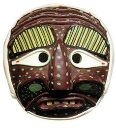 Tal 탈 (Korean traditional mask)