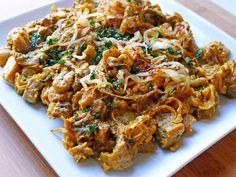 Cooking Weekends: Kashkeh Bademjan; Iranian Eggplant