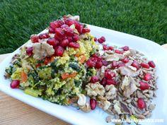 Como estamos no mês Vegan, a Knorr lançou o desafio aos seus consumidores para prepararem uma semana de jantares vegan e disponibilizouum Menu semanal com receitas vegan, que podem ver emhttp://www.knorr.pt/receitas/mealplan São várias sugestões, uma para cada dia da semana. Eu achei todas muito interessantes, ora vejam:  Hambúrguer Vegan: http://www.knorr.pt/receitas/detalhe/22876/1/hamburguer-vegan Quinoa com beringela Grelhada:Read More »