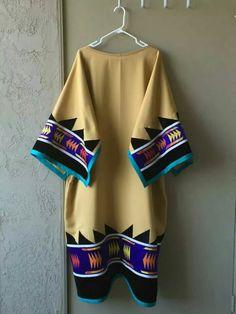 T dress - B.A.M. (Tribal Mix Down) Approves!  :)