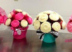 Cupcake bouquet                                                                                                                                                                                 Más
