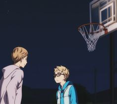 """""""Are you getting along with the kids on your team?"""" """".......yes"""" """"Liar."""""""