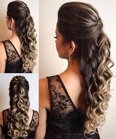 3 All Time Best Useful Tips: Side Updos Hairstyle everyday hairstyles asian.Blac… 3 All Time Best Useful Tips: Side Updos Hairstyle everyday hairstyles asian.Everyday Hairstyles No Heat. Everyday Hairstyles, Trendy Hairstyles, Hairstyles With Bangs, Girl Hairstyles, Braided Hairstyles, Wedding Hairstyles, Updos Hairstyle, Wedge Hairstyles, Hairstyle Short