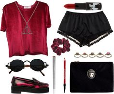 """outfit 110"" by almoghatouel ❤ liked on Polyvore"