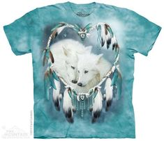 THE MOUNTAIN THE GUARDIAN WOLF PROTECTOR PACK HUNTER FOREST T TEE SHIRT S-5XL