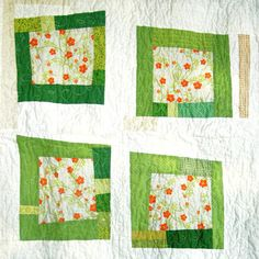i want to make a simple & charming quilt like this.