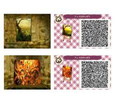 You Should Use These Sweet Animal Crossing: New Leaf Custom Tiles Animal Crossing QR Code: Art Nintendo 3ds, Sweet Animal, Acnl Paintings, Film Manga, Acnl Paths, Flag Code, Motif Acnl, Leaf Animals, Wild Animals