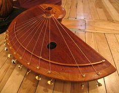 The Sprout handmade musical instrument by rootworks on Etsy, $675.00