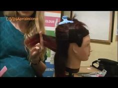 Técnicas de corte de cabello. (Introducción al corte) - YouTube