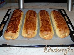 Hot Dog Buns, Hot Dogs, Creative Food, Bakery, Mango, Food And Drink, Sweets, Bread, Cookies