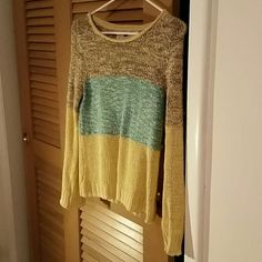 Sweater Knit and lightweight Anthropologie Sweaters