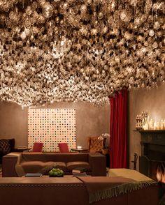 The Gramercy Park Hotel. The Rose Bar & Jade Bar