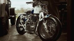 Royal Enfield Bobber by Old Empire Motorcycles