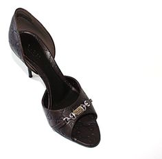 Gucci Guccissima Leather Mid-heel Pump, Chocolate (10 US (40 Gucci)) Gucci http://www.amazon.com/dp/B00RCAZEVG/ref=cm_sw_r_pi_dp_601awb0YDKB7T