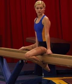 olivia holt Some people  might forget that besides a actress, singer she is also very talented in  gymnastics