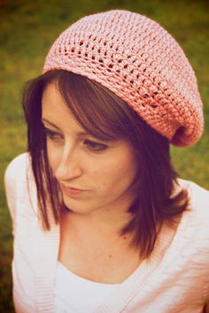 Women's Slouchy Beanie by OliJAccessories on Etsy, $20.00
