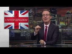 John Oliver - UK Parliamentary Footage Law