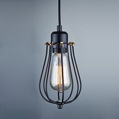 Buyee Vintage Light Bulb Retro Industrial Edison 1 Light Metal Shade Ceiling Pendant Lamp Fixture Black With bulb Buyee http://www.amazon.co.uk/dp/B00S147Q7M/ref=cm_sw_r_pi_dp_mkCswb0RBYH45