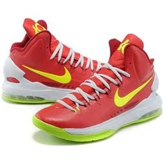http://www.asneakers4u.com/ Nike Zoom KD V Shoes Red/White/Green