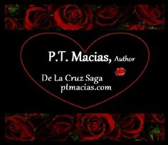 Fabulous author of the De La Cruz Saga!