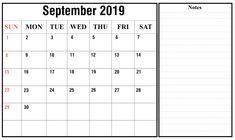 Choose Editable October 2019 Calendar Printable Template In pdf, word, excel, png. Get Blank October Calendar 2019 Editable Template with Holidays Notes. Blank Calendar Pages, September Calendar, Monthly Calendar Template, 2019 Calendar, Monthly Calendars, Pdf Calendar, Free Printable Calendar Templates, Printable Blank Calendar, Printables