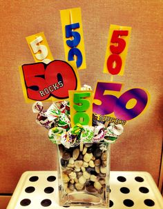 50 Sucks paired with 50 Rocks