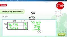 HW#013 U2 Lesson 2-15 Practice Multiplication