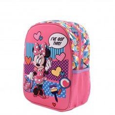 Ghiozdan mic 3D Minnie Lunch Box, Backpacks, Disney, Bags, Fashion, Handbags, Moda, Fashion Styles, Bento Box
