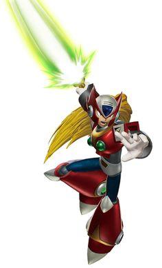 Zero from Marvel vs. Capcom: Infinite