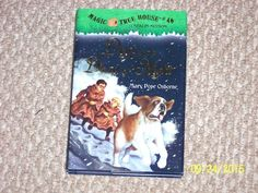 Magic Tree House Merlin Mission~Dog in the Dead of Night~Mary Pope Osborne