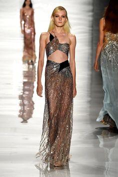 Reem Acra. NY Fashion Week