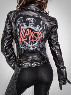SLAYER JACKET | THUNDERBALL CLOTHING