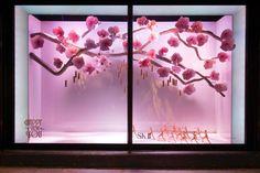 Harrods 'Happy New You' Window Displays 2015 - Best Window Displays