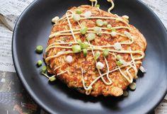 Also+calledokonomiyaki,+these+Asian+savoury+pancakes+make+a+lovely+light+lunch.