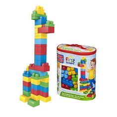 Mega Bloks First Builders Big Building Bag - Classic (8327) Brody @Rebecca Baker would he like this?