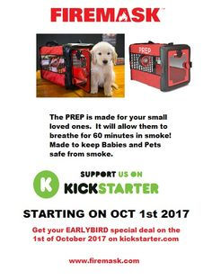 Get your PREP on Oct 1st 2017 on Kickstarter. We will be offering a special price to the first 250 buyers. Stay tuned !!