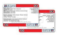 GETcard - De (medische) noodpas voor binnen- en buitenland