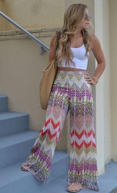 Black.White.Blonde.   A Miami Fashion Blog